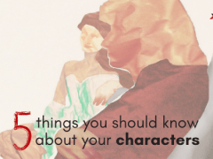 How to Develop Your Characters