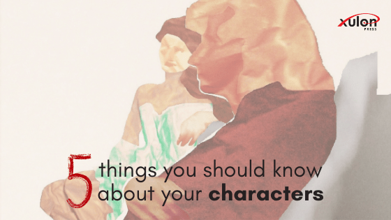 A character needs negative traits to stand out from others and traits that make them feel human. Here are 5 things you should know about your characters...