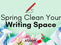 Spring Clean Your Writing Space