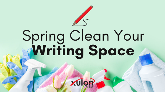 Go forward into the rest of the year with a clean, and distraction-free writing space. Here are 5 simple ways to spring clean your writing space this year: