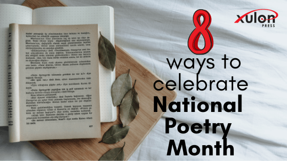 National Poetry Month comes each April to remind us that poetry matters. In honor of this, we've compiled a list of ways for you to join the celebration: ...