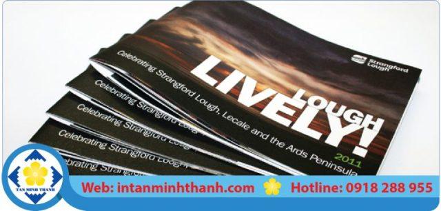 Công ty in brochure tại tphcm
