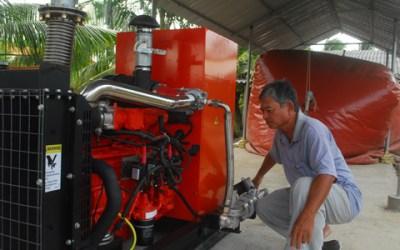 Sự tiện lợi của máy phát điện biogas
