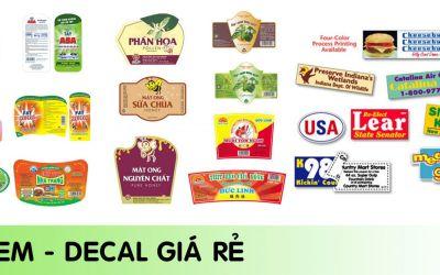 Vai trò của in tem nhãn mỹ phẩm trong kinh doanh và xã hội