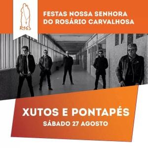 Festas Nossa Senhora do Rosário Carvalhosa
