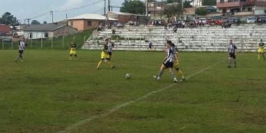 Skerda teve participação no terceiro gol.