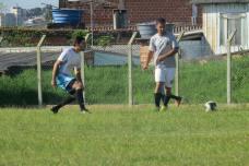 Paniche fez boa partida(Créditos - Marcos Jornal de Colombo)
