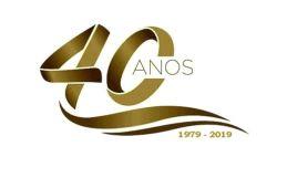 Logomarca - 40 anos