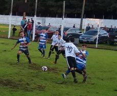 Didi, Cainho e Marcelo Mota apertaram a defesa
