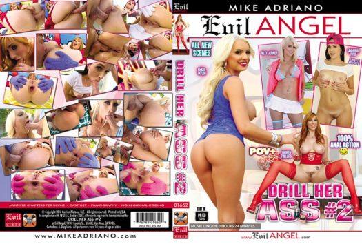 Drill Her Ass 2 Porn DVD Image