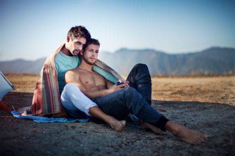 Gay Romance Photo