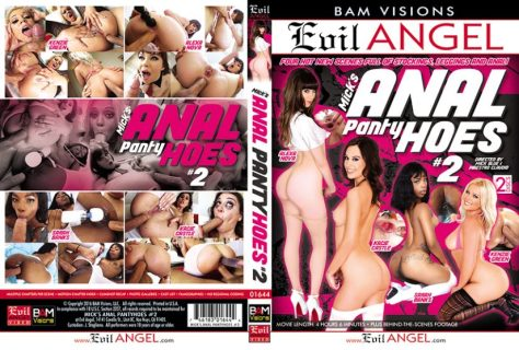 Anal PantyHoes 2 Porn DVD Image