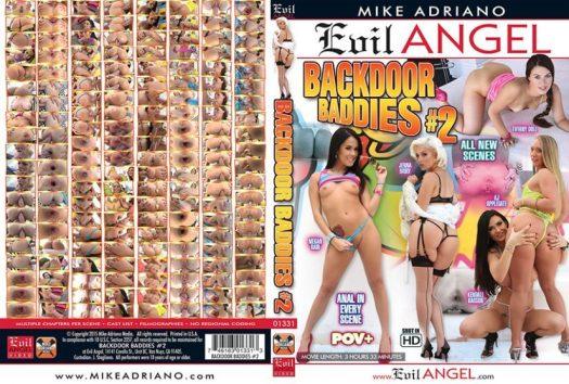 Backdoor Baddies 2 Porn DVD Image