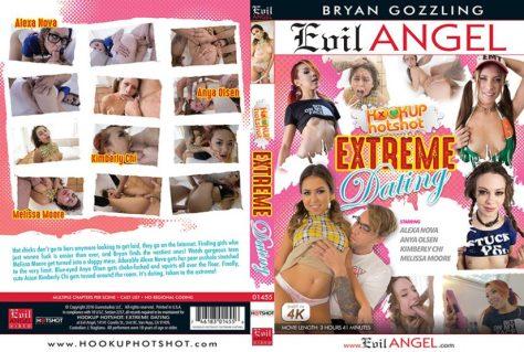 Hookup Hotshot Extreme Dating Porn DVD Image