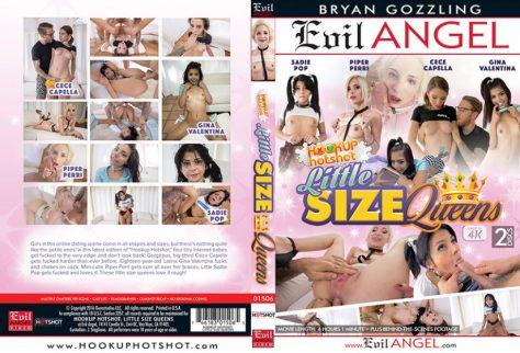 Little Size Queens Porn DVD Image