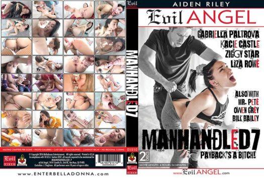 Manhandled #07 Porn DVD Image