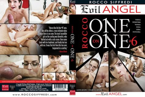 Rocco One on One 6 Porn DVD Image