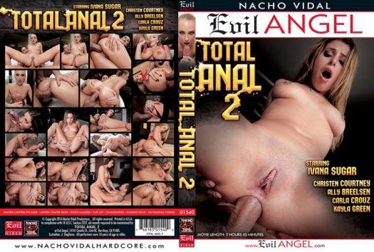 Total Anal 2 Porn DVD Image