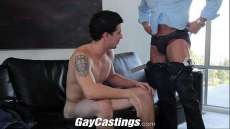 Gay Videos Gay Gay Castings Straight stud fucked on cam for money Gay Hardcore Porn