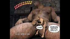 Gaytube Cim JACK AND THE BEANSTALK Gay Comic Version by 3D Gay World Gay Constuction