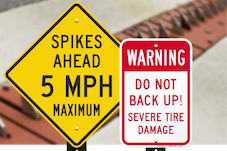 Warning-signs