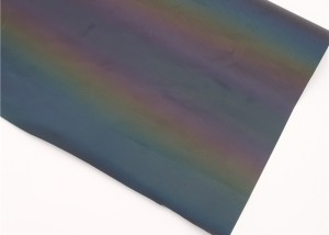 reflective rainbow heat transfer vinyl tape