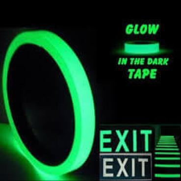 PET Photoluminiscent film Type for Lettering