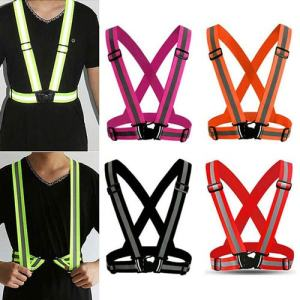 running safety vest