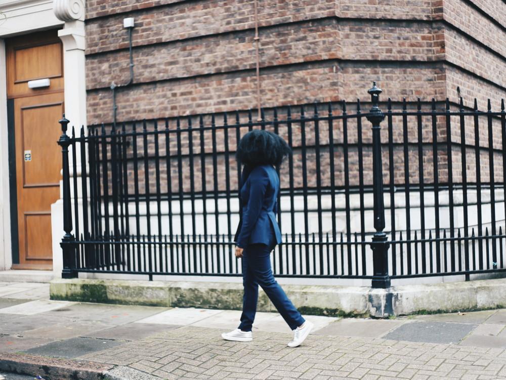 girls in suits, ngoni chikwenengere, nrc, iamnrc, afro hair, uk natural hair blogger