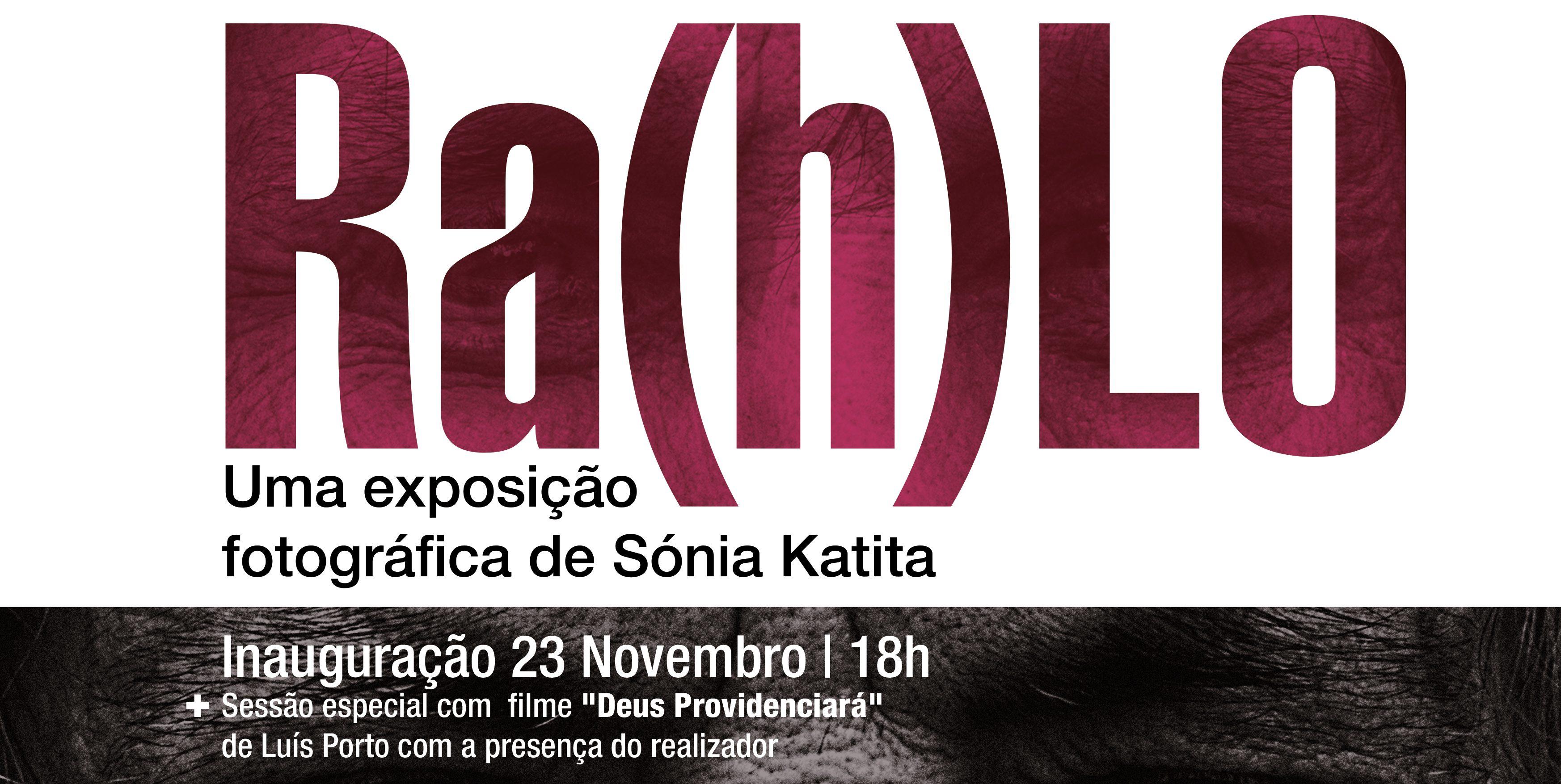 Inauguração da Exposição Ra(h)lo na Associa´arte na Casa das Associações do Porto