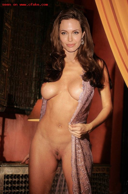 Angelina jolie nackt playboy