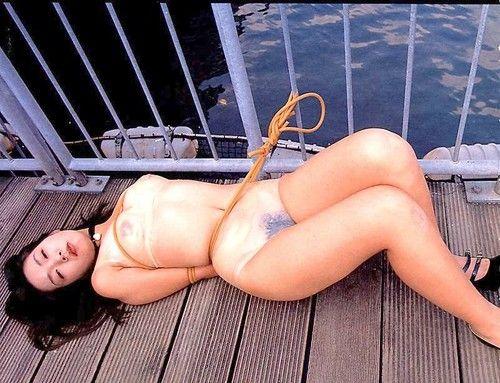 tumblr bondage rope