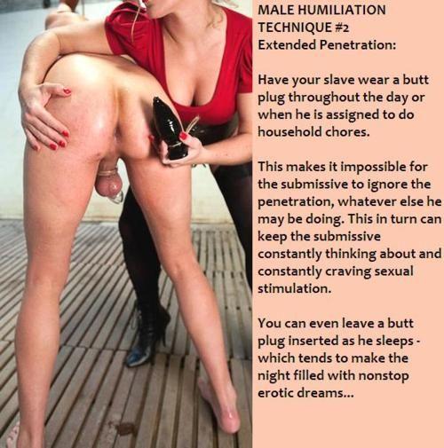 femdom plug tumblr