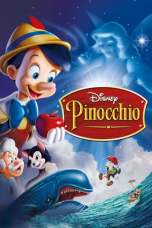 Pinocchio (1940) BluRay 480p & 720p Free HD Movie Download