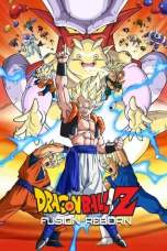 Dragon Ball Z: Fusion Reborn (1995) BluRay 480p 720p Movie Download