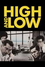 High and Low (1963) BluRay 480p & 720p Free HD Movie Download