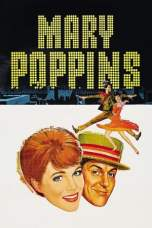 Mary Poppins (1964) BluRay 480p & 720p Free HD Movie Download