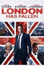 London Has Fallen (2016) BluRay 480p & 720p Free HD Movie Download