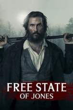 Free State of Jones (2016) BluRay 480p & 720p Full Movie Download