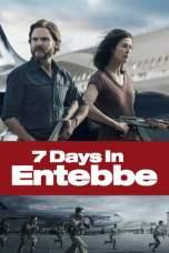 7 Days in Entebbe (2018) BluRay 480p   720p   1080p Movie Download