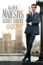 On Her Majesty's Secret Service (1969) BluRay 480p | 720p | 1080p Movie Download