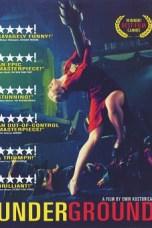 Underground (1995) BluRay 480p & 720p Mkvking - Mkvking.com
