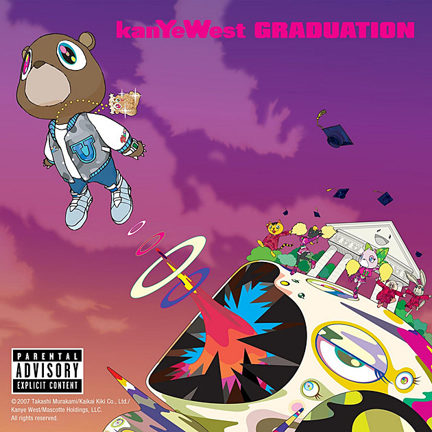 Today In Hiphop Kanye West Drops 'graduation' Album  Xxl