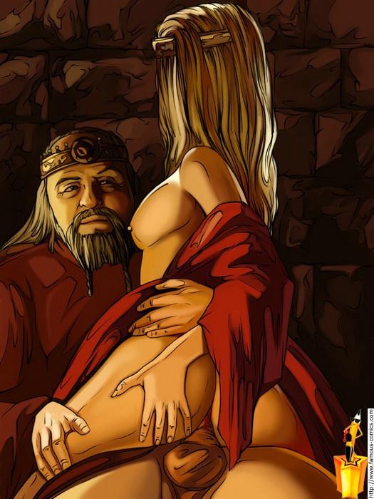 Beowulf Xxx  Lesbian Pantyhose Sex