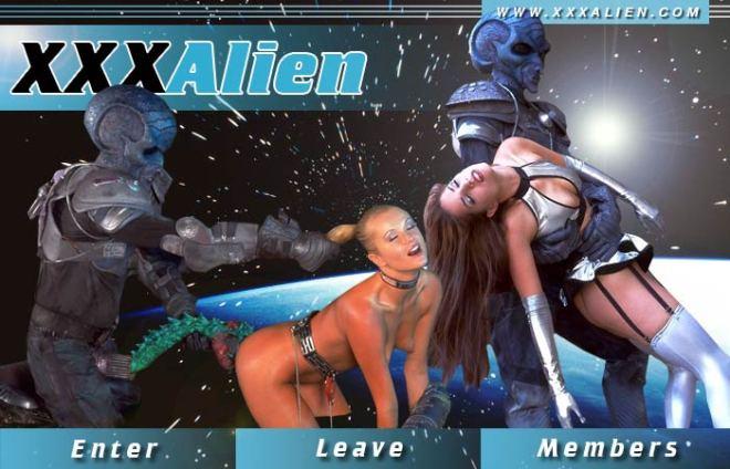 Huge Dick Alien Sex Acts