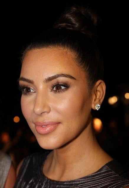 Top Pornstar Celebrity Lookalikes XXXBios - Celebrity pornstar lookalike Kim Kardashian West Lela Star pics sfw