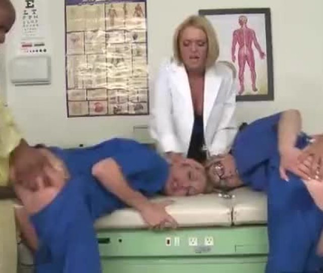 Young Nurses Getting Fucked By Black Patient Thumbnail Number