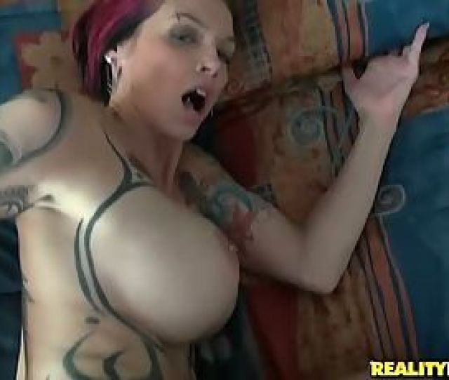 Fake Boobed And Tattooed Hoe Is Screwed Bad In Reality Kings Porn Clip