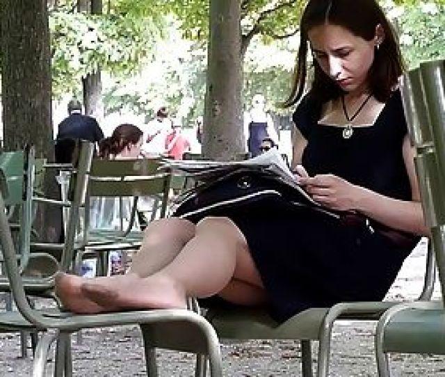 Candid Nylon Feet Worth Swallowing Porn Tube Video