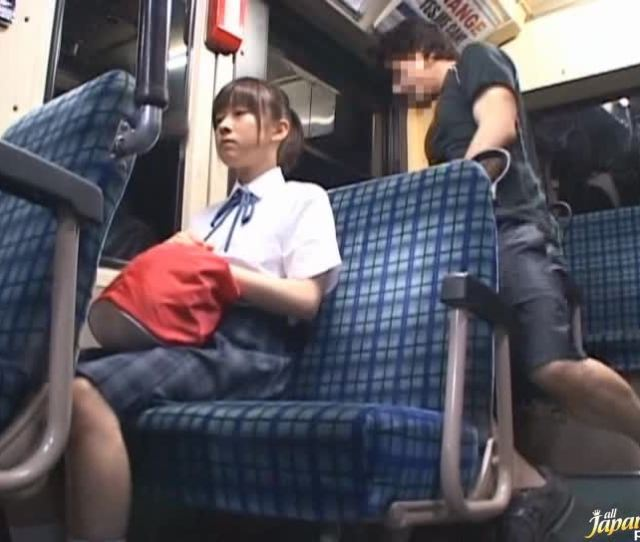 Cute Japanese School Girl Sucks And Fucks In Public Bus Any Porn